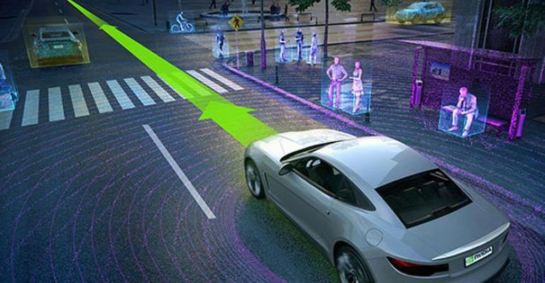 الذكاء الاصطناعي والسيارات