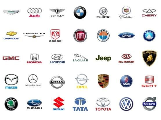 Automotive Companies – Top Makers and Their Models
