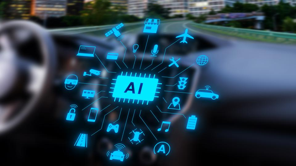 AI change the automobile sector