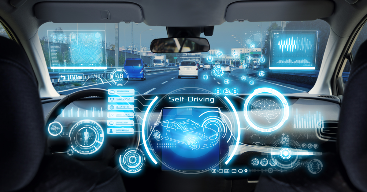 TOP 3 TECH TRENDS THAT WILL TRANSFORM THE AUTOMOTIVE INDUSTRY IN 2021