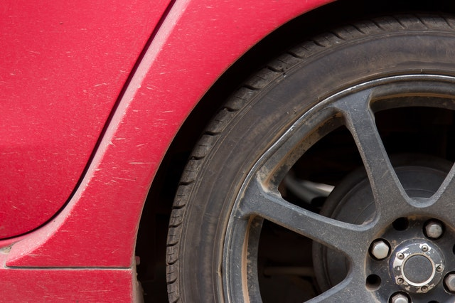 Detailing your Car Wheels