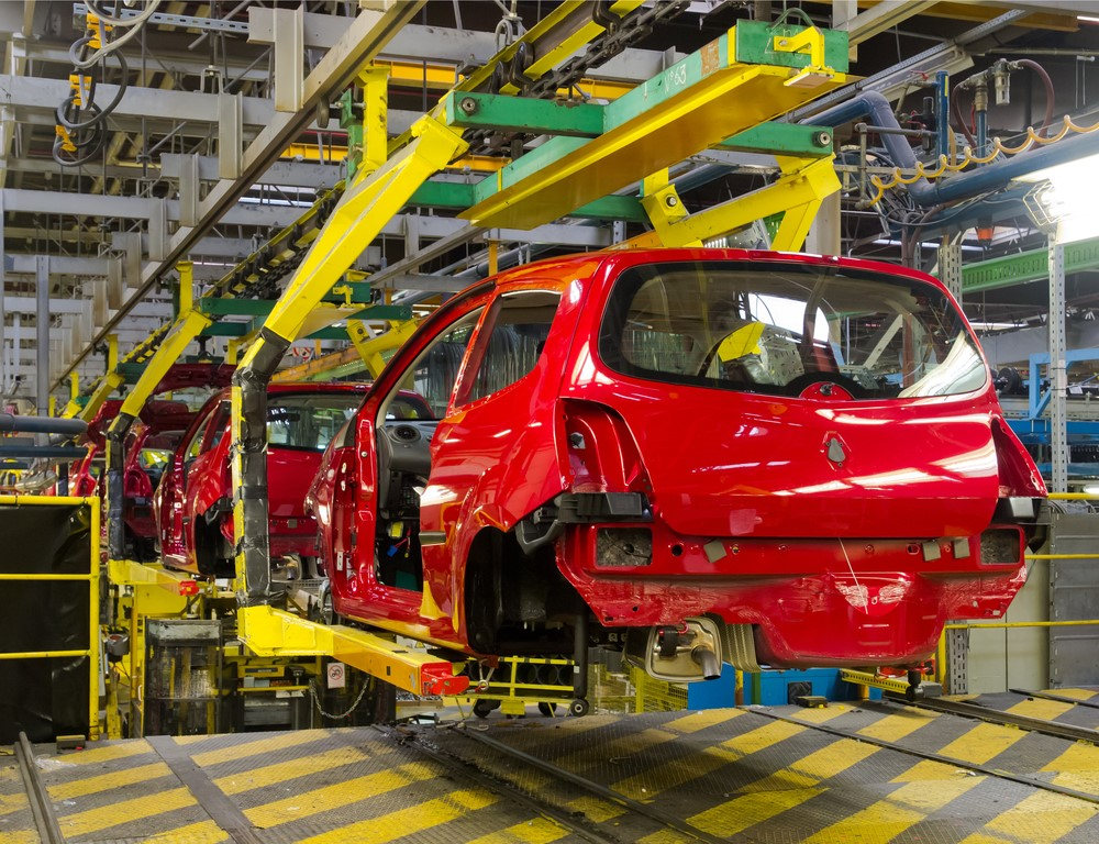 That may be the largest automobile manufacturer across the world?