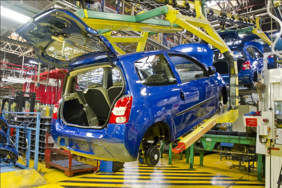 What exactly sector is motor industry?