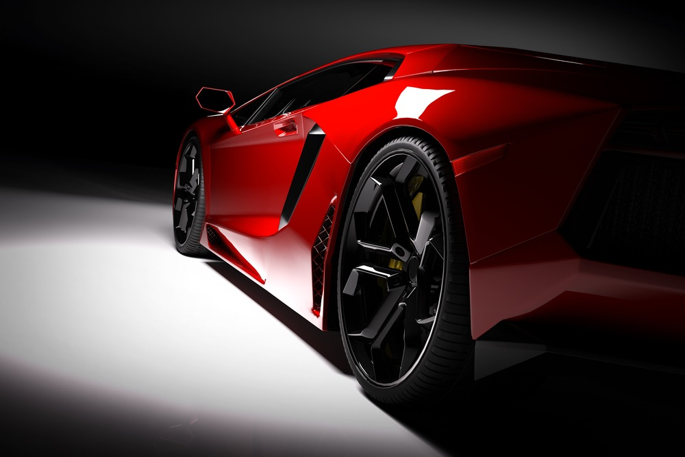 What type of car is a luxury vehicle?