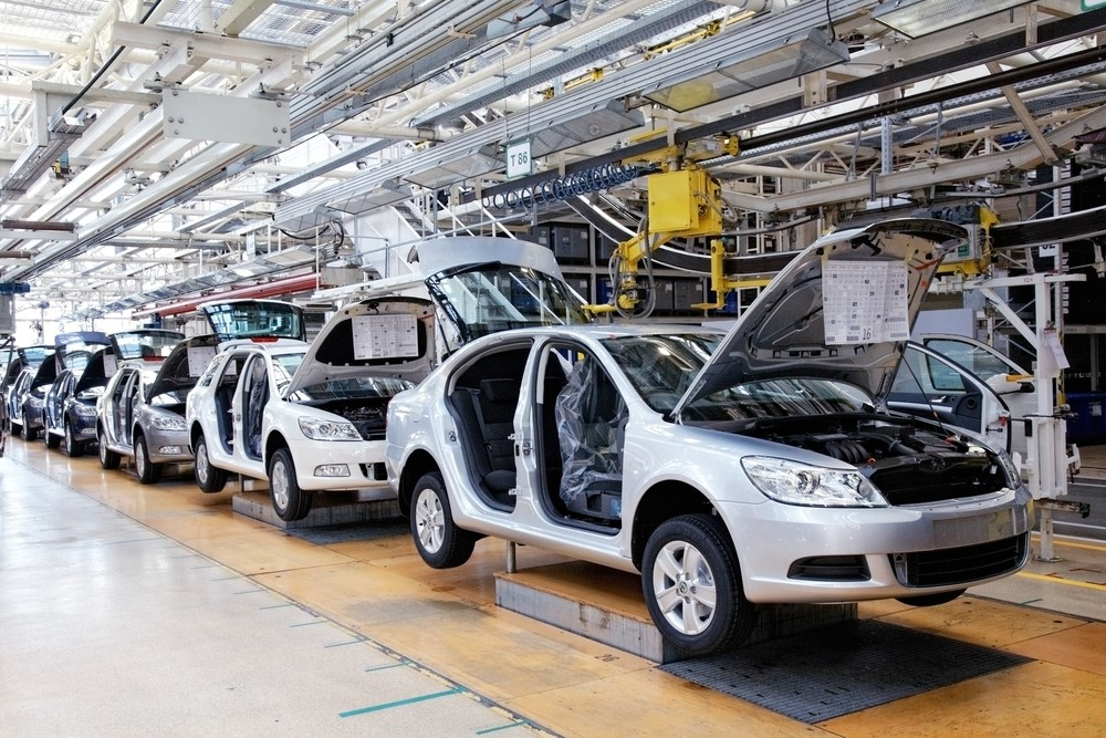What type of industry is the automotive business?