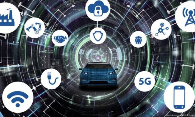 Changes to Automotive Information Technology